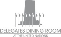 Delegates Dining Room at the United Nations